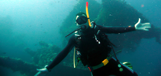 Bali Dive Packages